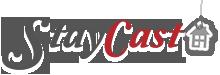 StayCast Logo